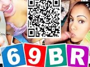 Novinha Nota 10 da Big Ben anjinha –