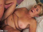 21SeXtreme Granny gets Good Fucking