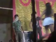 Indian girl Strip dance show i