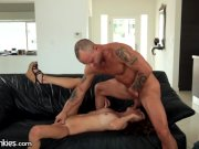 Teen LOVES Riding Dick