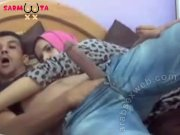 arab teen hijab blowjob  sarmo