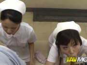 naughty japanese nurses blowjob in a hospital – group swingers