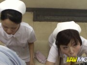 NAUGHTY JAPANESE NURSES BLOWJO