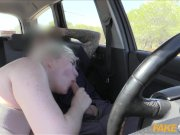 Fake Cop British blonde slut f