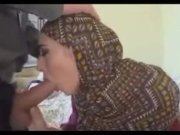 Arab Hijab Blowjob Sex