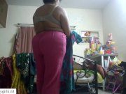 hd desi babhi hidden cam on me