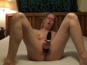 Me Natalie enjoying sensual masturbation