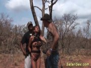 hot african safari sex orgy