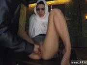 Horny arab girls Hungry Woman Gets Food and