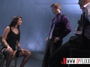 digital playground-  kinky suspect blows two detective dicks – group