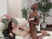 jessica ryan has incredible huge black cock cuckold sex