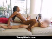 TeenyBlack – Hot Chocolate Teen Pounded In 1st Time Video