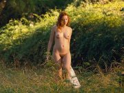 Christa Theret Nude Scene In Renoir Movie