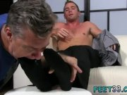 Foot gay fetish Scott Has A New Foot Slave