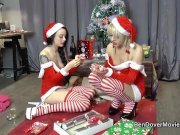 xmas frolics with april paisley and alessa savage – group sex