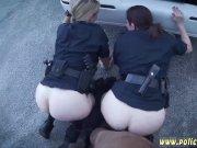 Fake police ebony public first