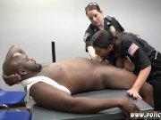 Interracial cop and police femdom Milf Cops