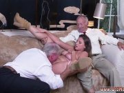 young and old grope in bus and old dude – amateur group