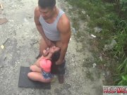 Amateur teen swap Car problems in the