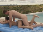 outdoor asian milf interracial fun