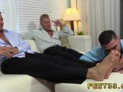 Naked gay men feet and dick sucking first