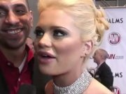 Alexis Ford, Lupe at the AVN awards