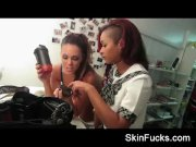 Skin Diamond BTS
