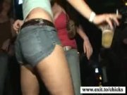 Public Nudity drunk wild Party teens