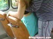 groping