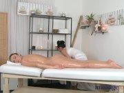 Massage Rooms Gorgeous masseuse explores
