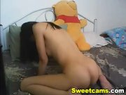 Gorgeous Teen Camgirl Play Her Cunt on Cam