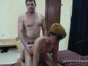 Daddy Barebacks Asian Twink Cyruz