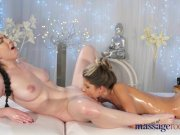 Massage Rooms Deep orgasm for lesbian