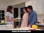 FamilyStrokes - Fucking My Ste