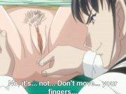 Slutty Anime Daughter Anal Creampie