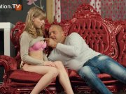 Kozhedub shows virgin pussy an