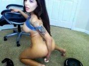 skylerlo free dildo ridding in webcam show – www. 161cams. com