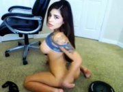 skylerlo hard dildo ridding in webcam show – www. 161cams. com