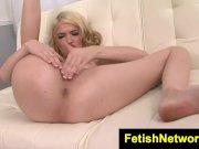 FetishNetwork Tiffany Fox pantyless babe