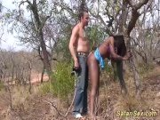 african fetish in nature