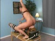 Ariel punishing her victim