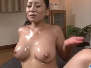 Rei Kitajima, hot mature, crazy hardcore porn play