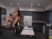 "SCREWBOX - Adriana Chechik in ""Kitchen"
