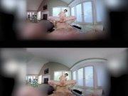 Sexy Redhead Sucks And Fucks You In Virtual Reality