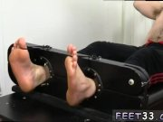 Free young boy foot fetish gay It was great