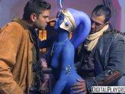 Star Wars Underworld: A XXX Parody Scene 1, Aria Alexander