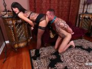 Wife Hires FemDom To Train Hubby
