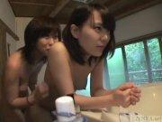 Subtitles Japanese amateur lesbians at bathhouse