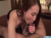 Hot scenes of pantyhose porn with Misuzu Tachibana