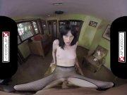 VR Cosplay X Superhero Zatanna Taking Huge Cock In Her Cunt VR Porn Parody